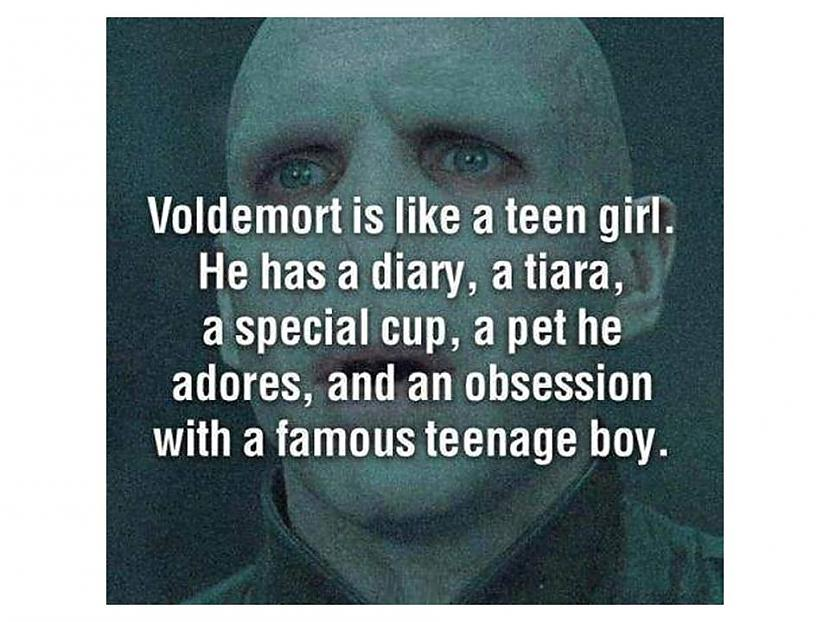 Sēž Rons ar Hariju Caurajā... Autors: Vampire Lord Anekdotes par Hariju Poteru 2
