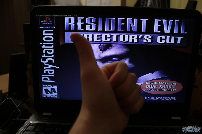 Autors: zeminem2 Resident evil (PSone) tiešraide (1.daļa)