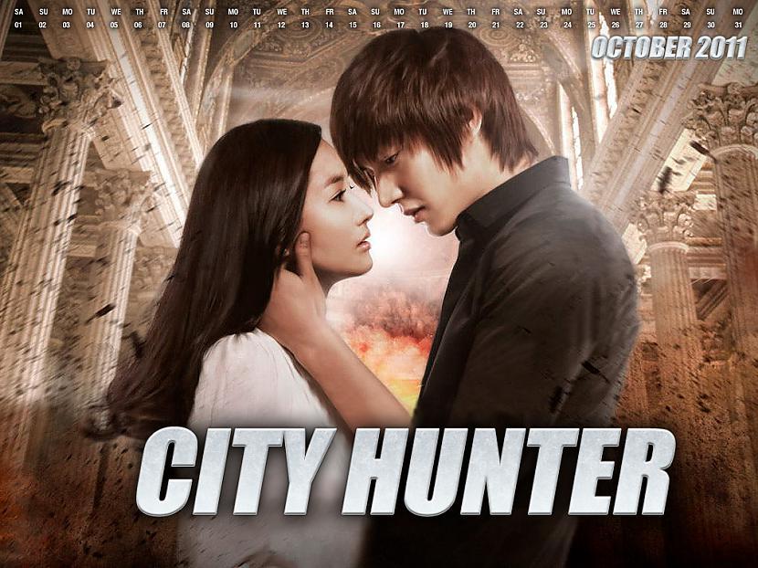 City hunterViss sākās ka... Autors: littlemoodmonster Mans korejiešu drāmu top 8