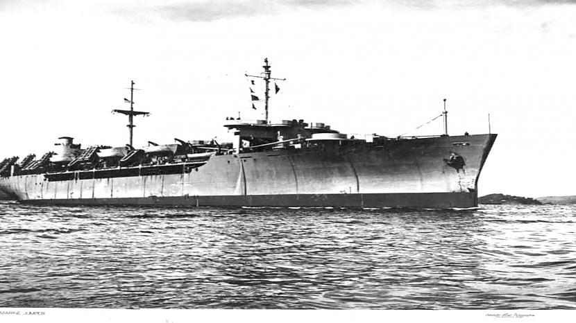 Divi Amerikāņu kuģi kā arī... Autors: Kapteinis Cerība Spoku kuģis SS Ourang Medan