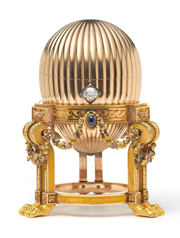 Karls Faberžē nodārgmetāla un... Autors: korvete Nauda un vērtības - (papildināts)
