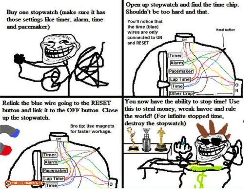Paldies ka apskatīji... Autors: AreYouFuckingKiddingMe Troļļu komiksi angliski