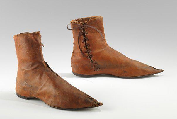 1791gadā angļu kurpnieks... Autors: korvete No galošu tapšanas vēstures