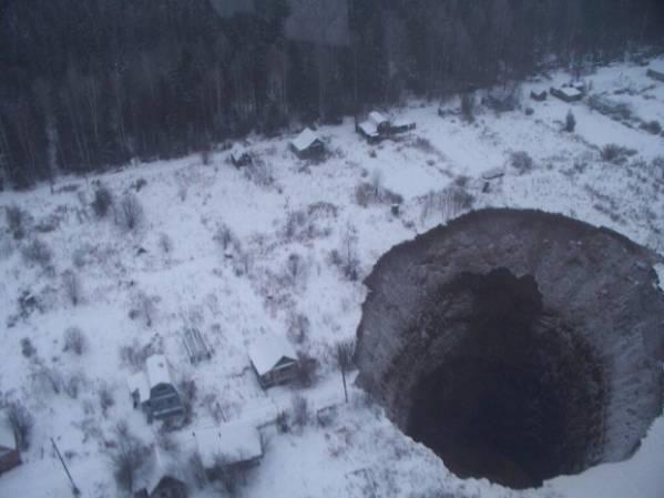 Zemes iegruvums Soļikamskas... Autors: Razam4iks 20 apbrīnojamas fotogrāfijas bez fotošopa
