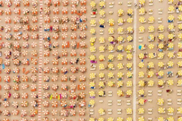 Itāļu pludmale no augscaronas Autors: Razam4iks 20 apbrīnojamas fotogrāfijas bez fotošopa