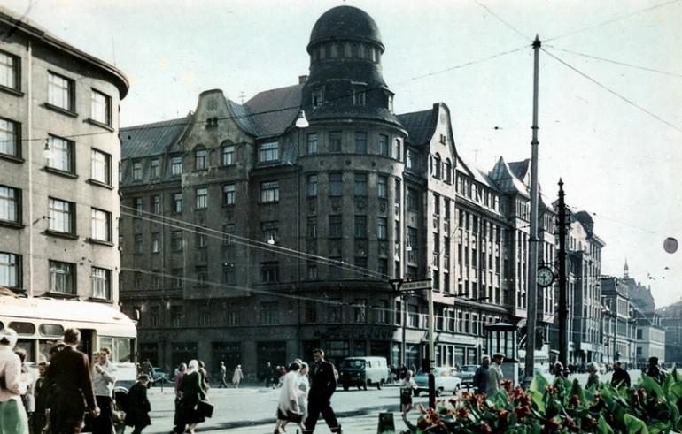 Brīvības iela 60tie gadi Autors: NavLV Rīga pirms 50 gadiem 1. daļa