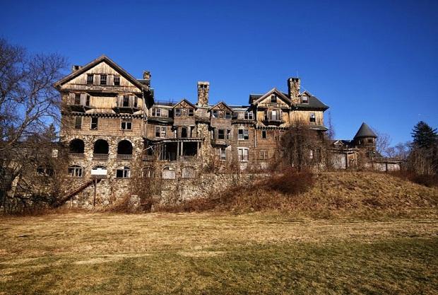 Sākumā scaronī ēka tika... Autors: LadyAnna Pamestā meiteņu skola Ņujorkā