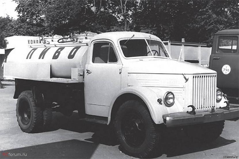Autors: Klusais vājprāts GAZ 51 GAZ 63  (1946 g. - 1975 g.) 1