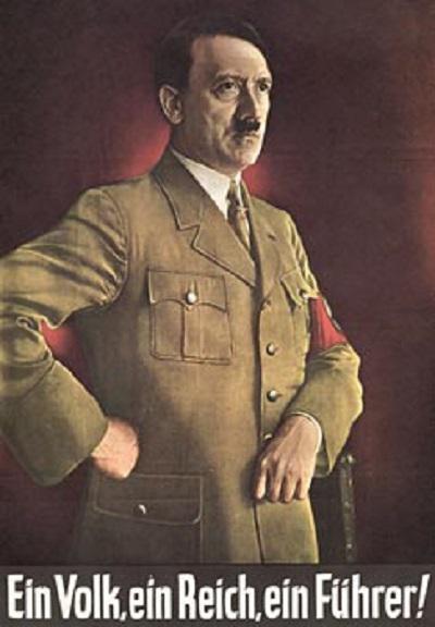 Viena Tauta Viens Reihs Viens... Autors: Fosilija Nacistiskās Vācijas propaganda.