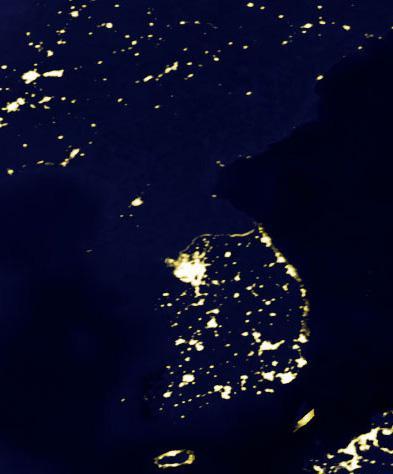 Atsķirība starp Ziemeļkoreju... Autors: Testu vecis Mazāk redzēti foto, kas šokēja pasauli (2)