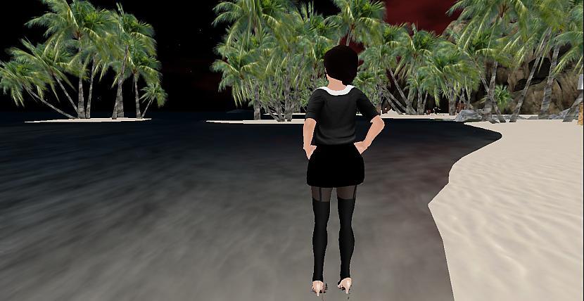 Man patīk  vienmēr  ieiet jūrā... Autors: Fosilija Jūras meitenes sāga - 13 (zemapziņa naktī)
