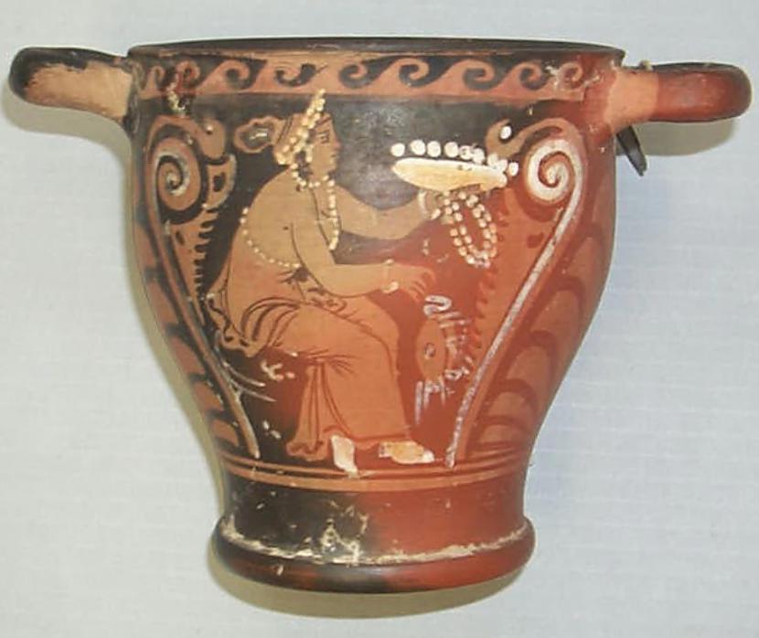 GrieķinbspTiek uzskatīts ka... Autors: The Diāna Kripatiņa vēstures