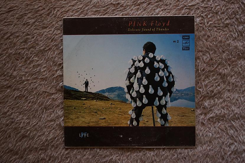 Pink Floyd  Delicate Sound of... Autors: VOVASFILMAS Vinils - 2. daļa, tomēr