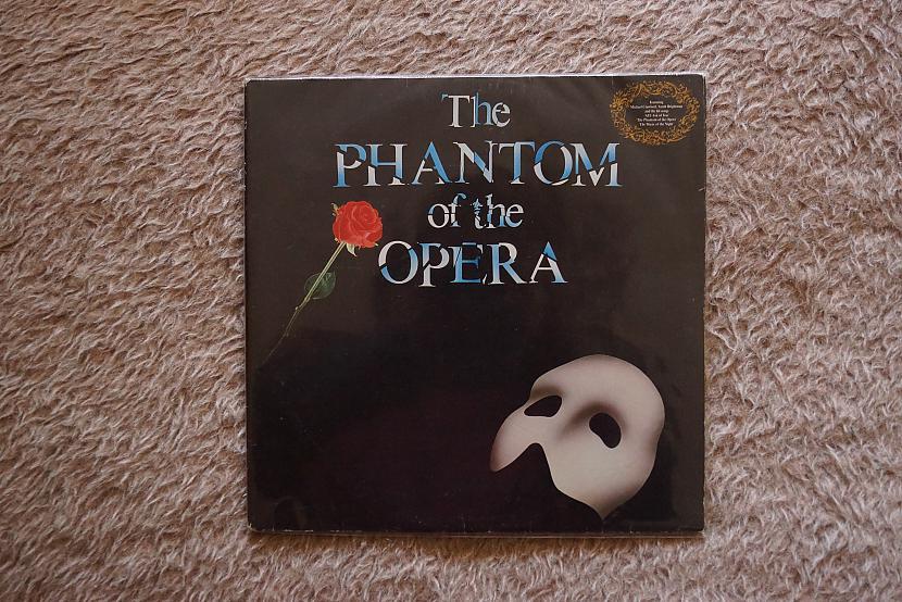 Phantom of the opera Autors: VOVASFILMAS Vinils - 2. daļa, tomēr