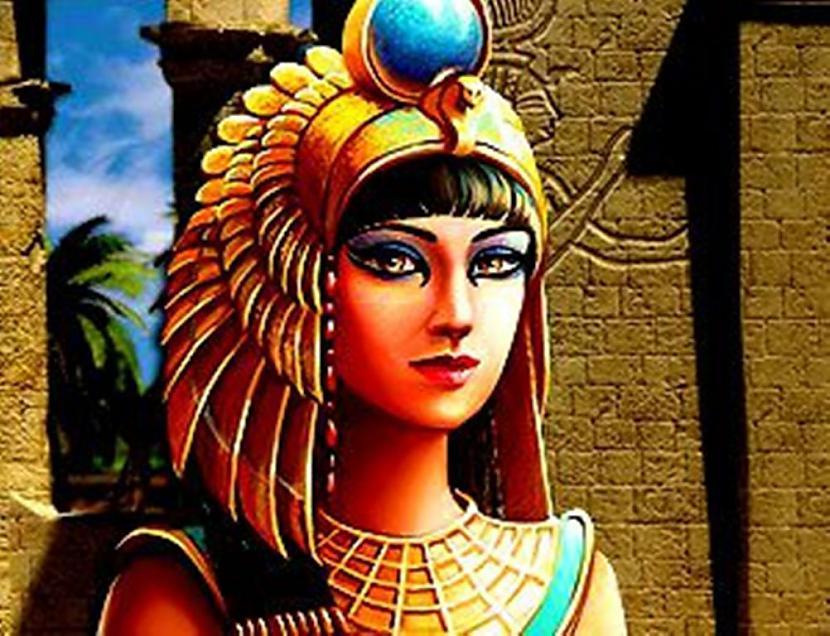 Kleopatras skaistums nebija... Autors: The Diāna Kleopatra - 10 fakti