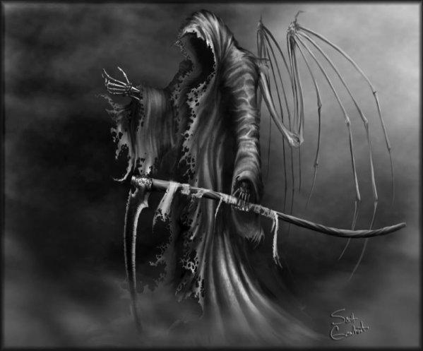Kopscaron daudziem gadiem... Autors: Fosilija Nāves personifikācija.