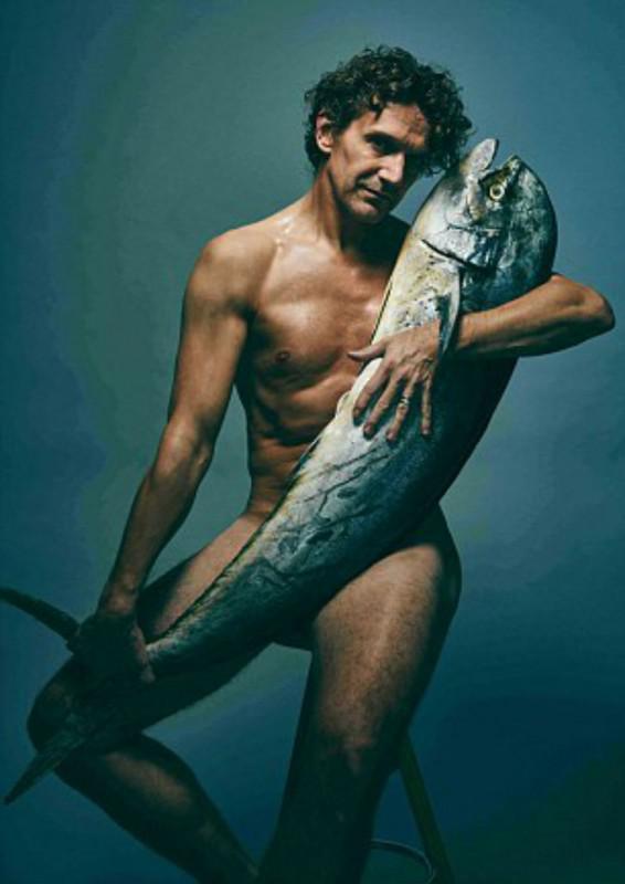 Horeograafs Gary Davis Autors: ezkins Glābjam zivis!