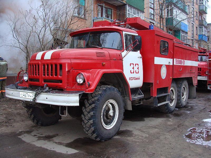 ZIL131nbspir Padomju... Autors: xDrive_Unlimited Kravas automašīna ZIL-131