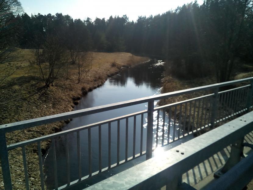 Rindas upe Autors: Olympic Trips Ventspils - Rinda - Ventspils