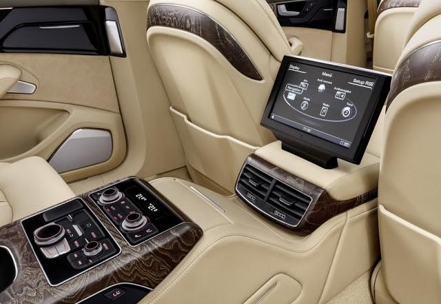 Autors: gufij7 «Audi A8» limuzīns