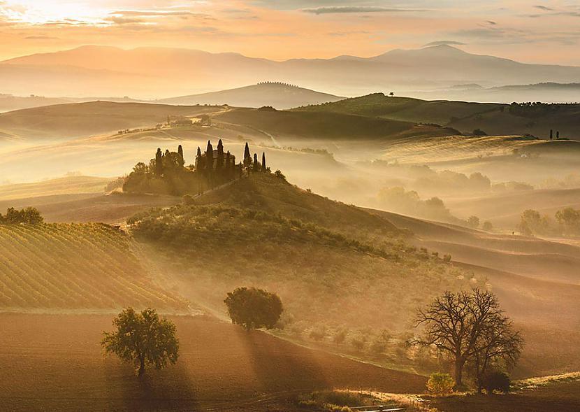 Tuskānija Itālija Autors: matilde 2016.gada National Geographic Traveler foto konkursa labākie kadri (20+ attēli)