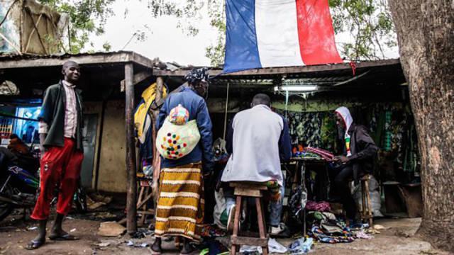 Āfrikā ir vairāk fanču valodā... Autors: im mad cuz u bad Interesanti fakti par Āfriku