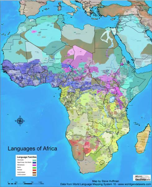 Trescarondaļa no visām... Autors: im mad cuz u bad Interesanti fakti par Āfriku