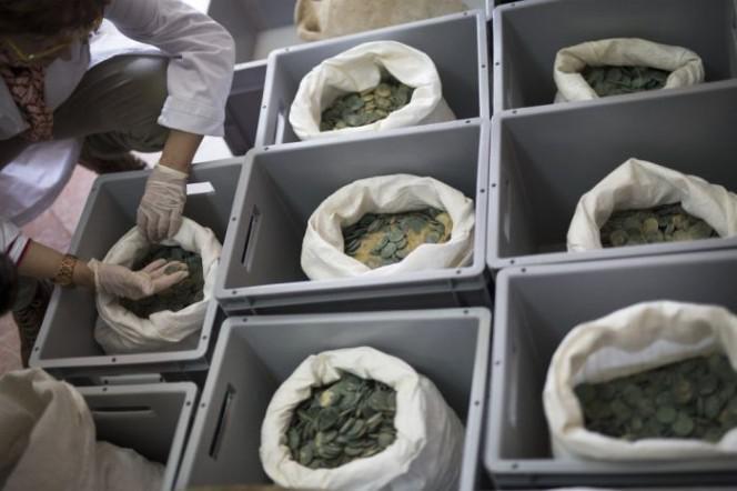 Pētnieki uzskata ka scaronīs... Autors: rukšukskrienam Celtnieki netīšām atrada šādus podus pazemē