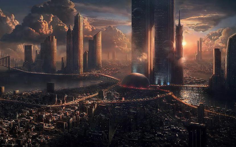 TREScaronAIS Pārejam uz... Autors: M4R3X Par robotizētajām būtībām un planētas ēnu valdību 2.