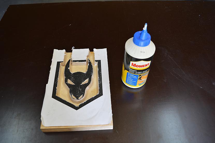 Autors: Fosilija Mans pirmais green sand casting projekts
