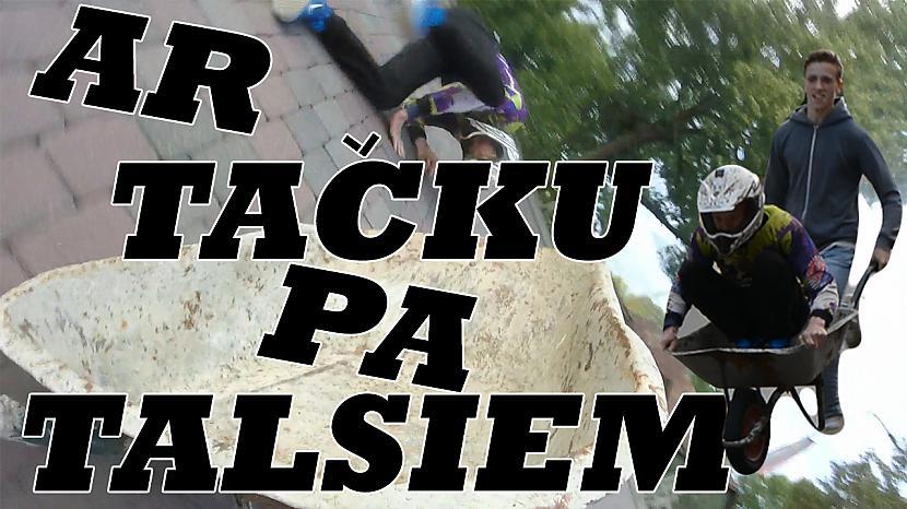 Autors: PacančikiLV Ar tačku pa Talsiem (ekstrēmi)