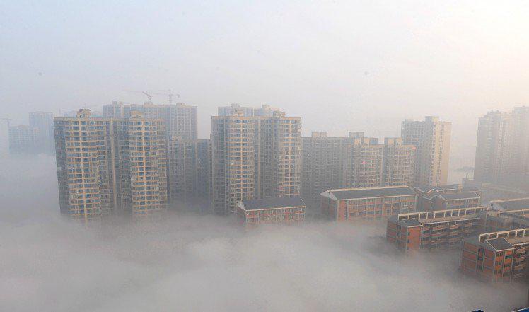 2 SmogsNē scaronī... Autors: Dainixx3 5 bildes, kuras pierāda, ka cilvēces gals ir tuvu
