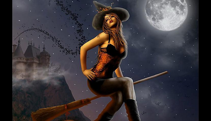 картинки моя прекрасная ведьмочка постоянно устраивает
