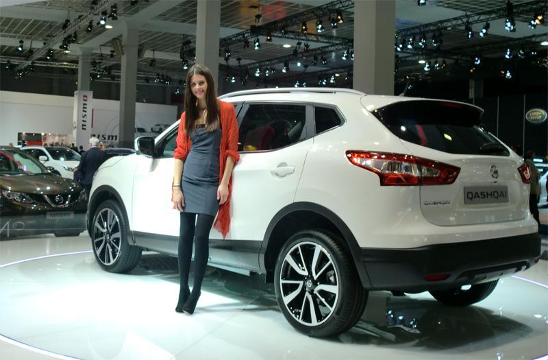 Nissan QashqaiKlassisko ir 2... Autors: Bezvārdis Apskats par Latvijā reģistrētajām automašīnām.