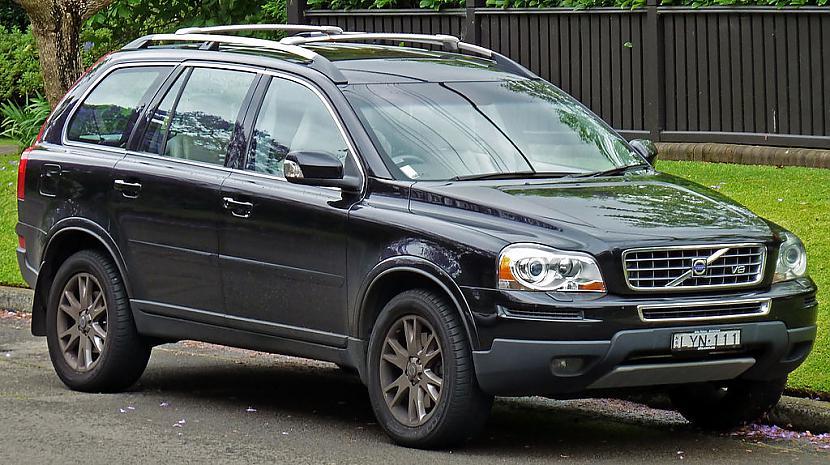 Otrā vieta  Volvo xc90 To ir 4... Autors: Bezvārdis Apskats par Latvijā reģistrētajām automašīnām.
