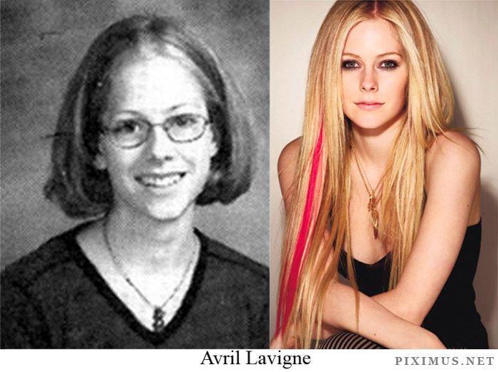Avril Lavigne Autors: StarGirl83 Slavenības: pirms un tagad