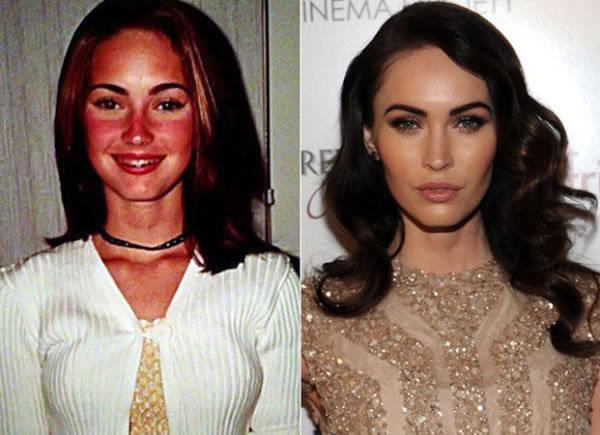 Megan Fox Autors: StarGirl83 Slavenības: pirms un tagad
