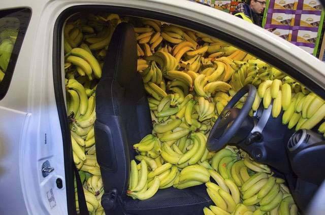 Autors: Mao Meow Pilna mašīna ar banāniem!
