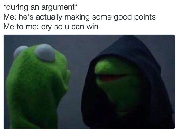 Autors: Grū 20 joki par cilvēkiem, kas nespēj pieņemt kritiku.
