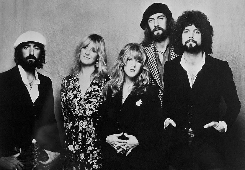 """Personīgi man vislabāk patīk... Autors: yinyangyo123yyy Fleetwood Mac """"Rumours"""" - albuma apskats"""