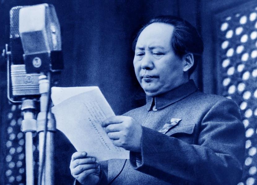Ķīnas komunistu līderis Mao... Autors: Heroīns14 Diktatoru pusdienas.