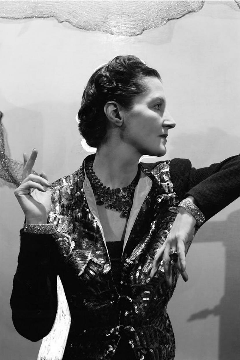 Daisy FellowesViņa regulāri... Autors: Lestets Modes ikonas no 1930-tajiem