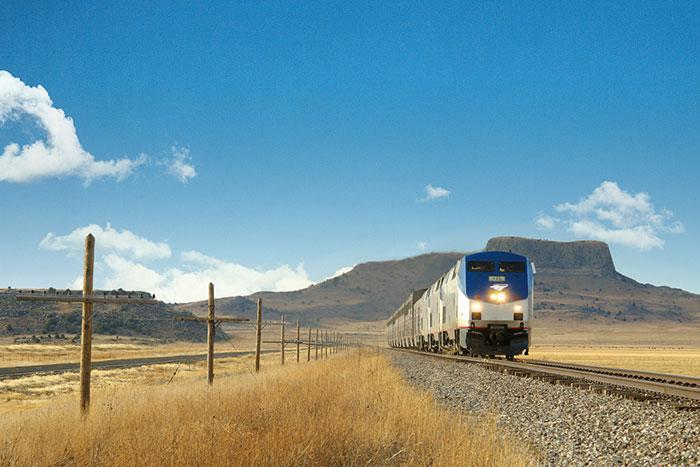 Decembris uzsākam mūsu... Autors: bananchik Šķērsojam Ameriku ar vilcienu