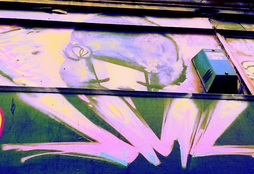 Autors: Strāvonis Graffiti Nr.6