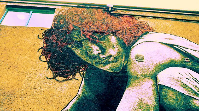 Autors: Strāvonis Graffiti Nr.7