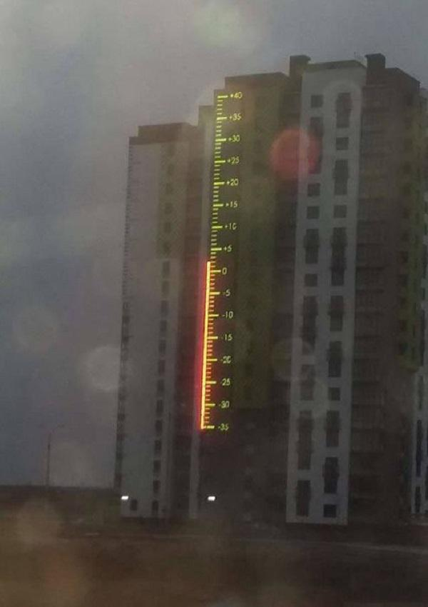 Autors: Mao Meow Kārtīgs termometrs!