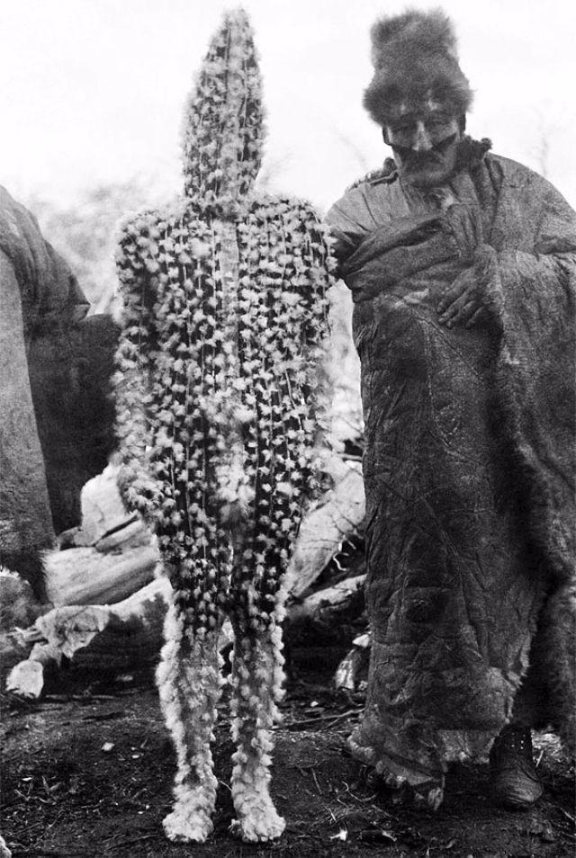 Tas kas notika ar... Autors: Lestets Selk'nam cilts no Tierra del Fuego