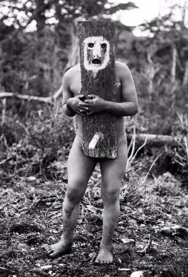 Autors: Lestets Selk'nam cilts no Tierra del Fuego