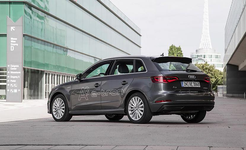 Līdz 2020 gadam kompānija... Autors: The Next Tech Audi piedāvā elektrisko bezceļņieku - Teslas konkurentu