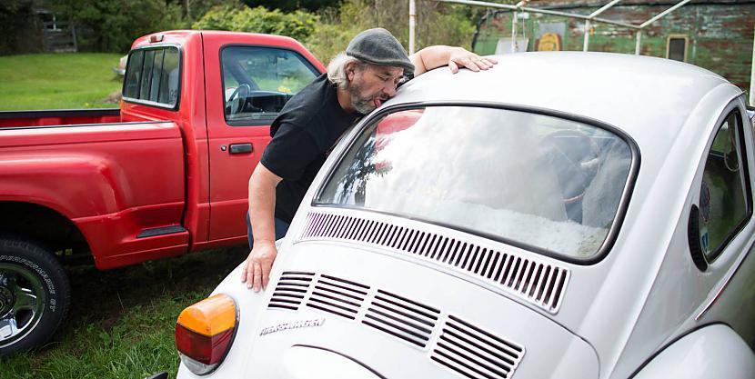 laquoMana intereses... Autors: matilde Dīvainā pasaule: Vīrietis, kurš ir pārgulējis ar vairāk nekā 1000 automašīnām!